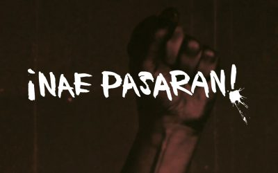 ¡Nae Pasaran! (They Shall Not Pass)